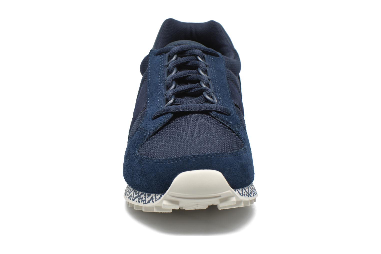 Sneakers Le Coq Sportif Eclat W Ethnic Azzurro modello indossato