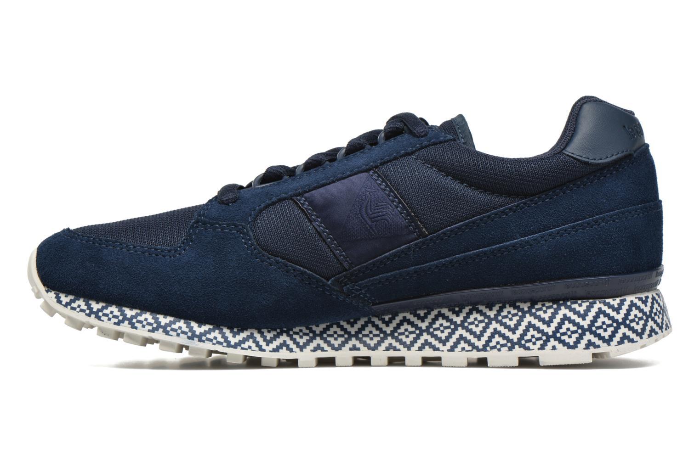Sneakers Le Coq Sportif Eclat W Ethnic Azzurro immagine frontale