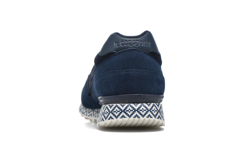 Sneakers Le Coq Sportif Eclat W Ethnic Azzurro immagine destra