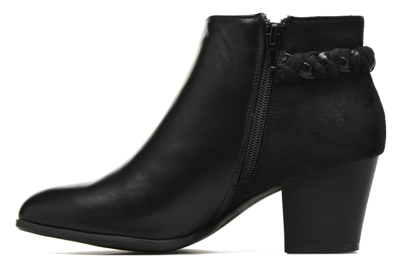 Botines  I Love Shoes VYMTRESSIA Negro vista de frente
