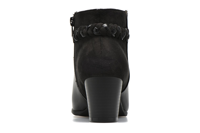 Botines  I Love Shoes VYMTRESSIA Negro vista lateral derecha