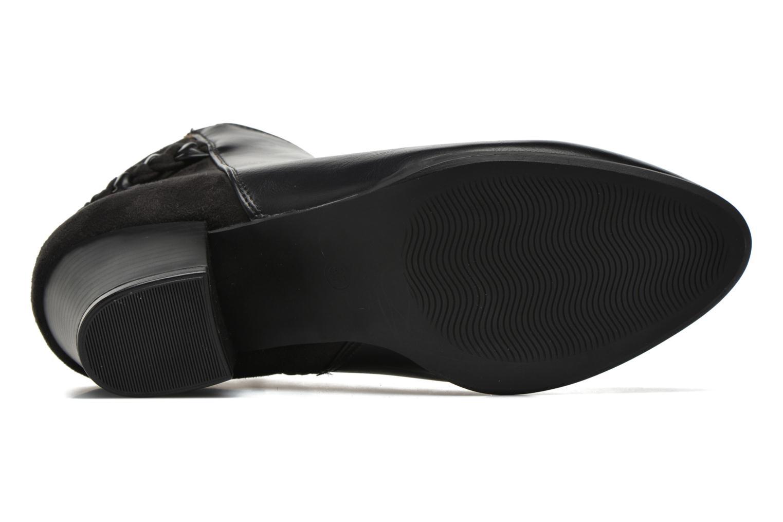 Botines  I Love Shoes VYMTRESSIA Negro vista de arriba