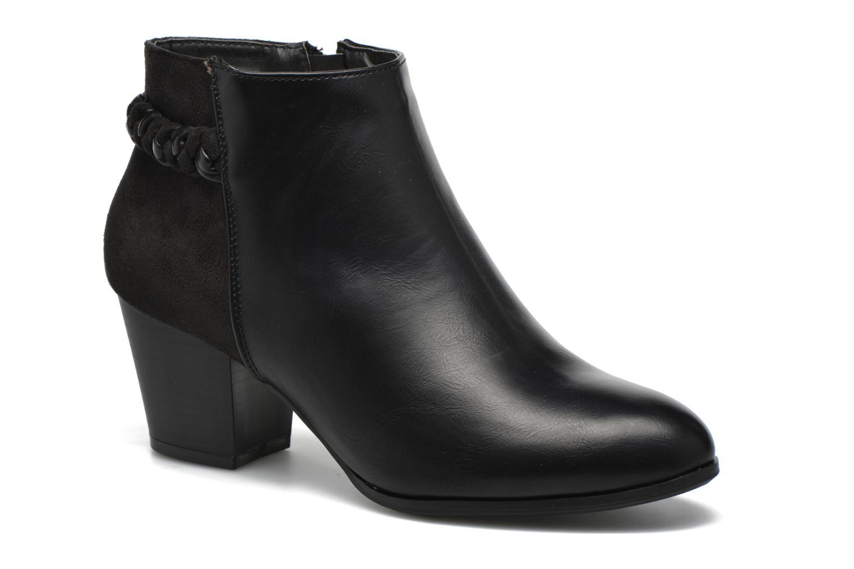 Botines  I Love Shoes VYMTRESSIA Negro vista de detalle / par