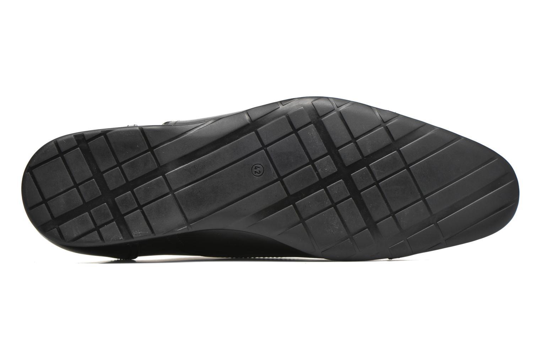 Zapatos con cordones Mr SARENZA Nathan Negro vista de arriba