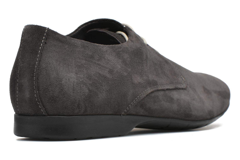 Zapatos con cordones Mr SARENZA Nathy Gris vista de frente