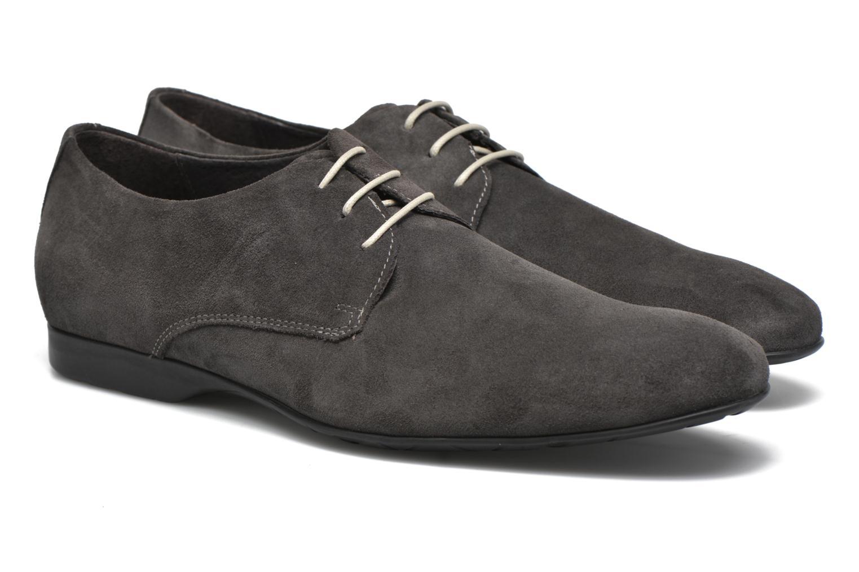 Chaussures à lacets Mr SARENZA Nathy Gris vue derrière