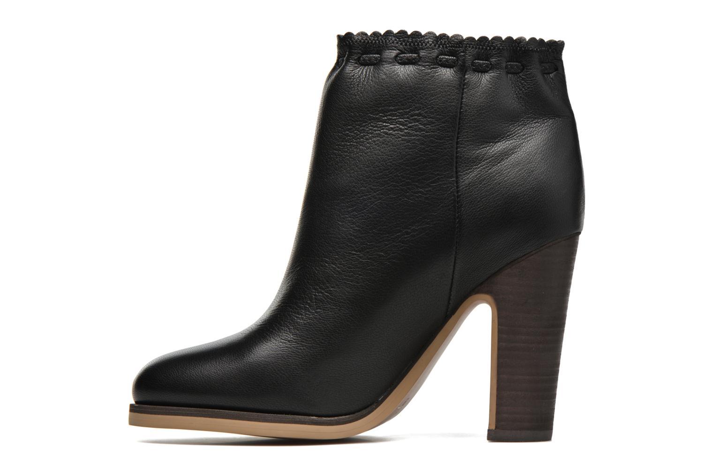 Bottines et boots See by Chloé Yspa Noir vue face