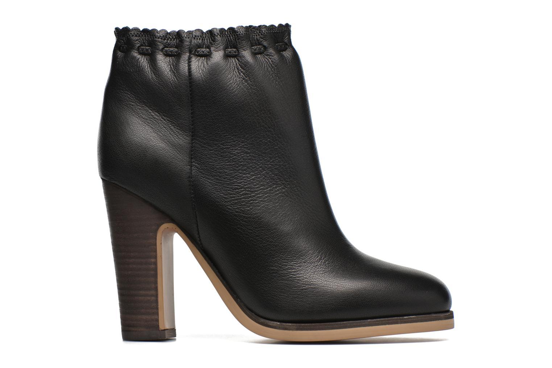 Bottines et boots See by Chloé Yspa Noir vue derrière