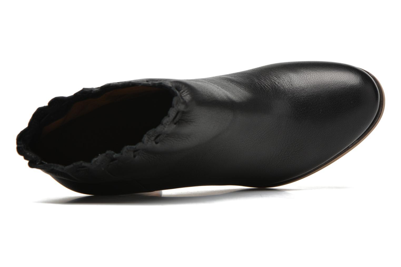 Bottines et boots See by Chloé Yspa Noir vue gauche
