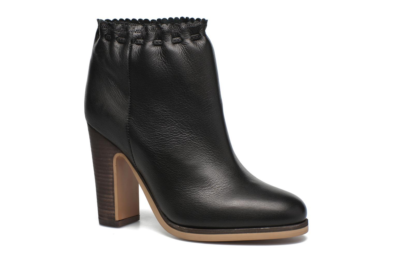 Bottines et boots See by Chloé Yspa Noir vue détail/paire