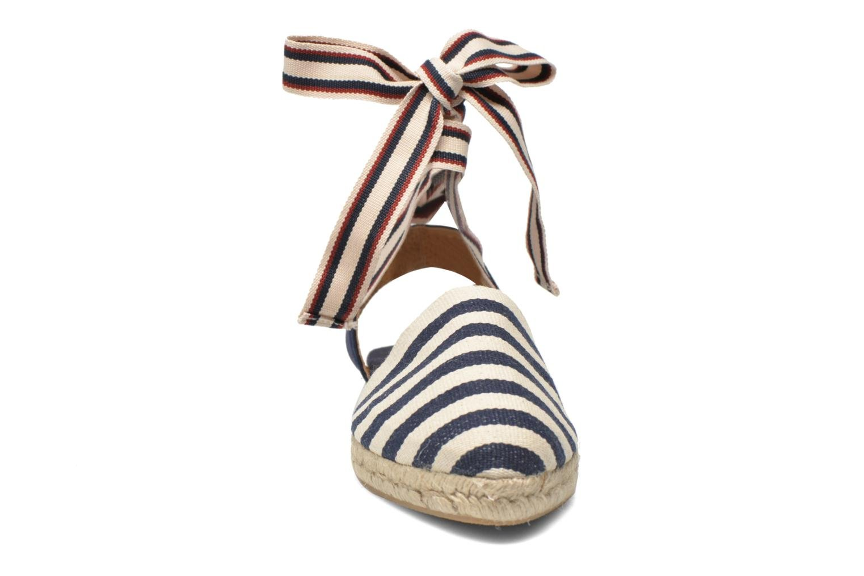 Sandales et nu-pieds Georgia Rose Dalore Multicolore vue portées chaussures