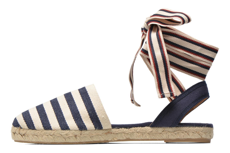 Sandales et nu-pieds Georgia Rose Dalore Multicolore vue face