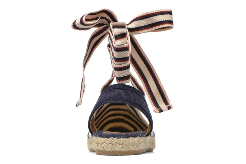 Sandales et nu-pieds Georgia Rose Dalore Multicolore vue droite