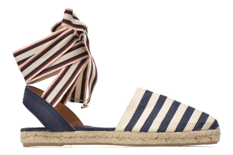 Sandales et nu-pieds Georgia Rose Dalore Multicolore vue derrière