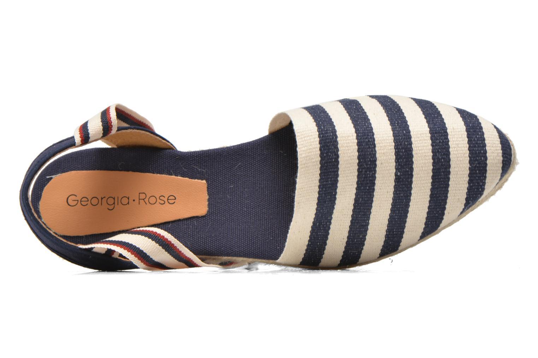 Sandales et nu-pieds Georgia Rose Dalore Multicolore vue gauche