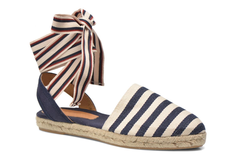 Sandales et nu-pieds Georgia Rose Dalore Multicolore vue détail/paire