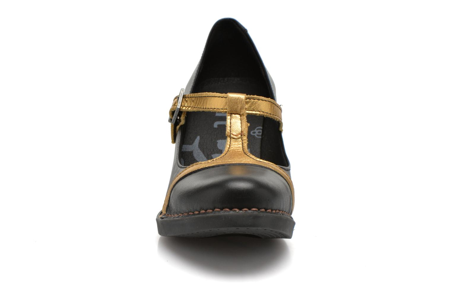 Harlem 925 black-gold