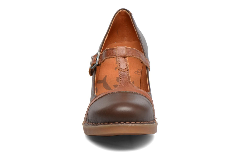 Escarpins Art Harlem 925 Marron vue portées chaussures