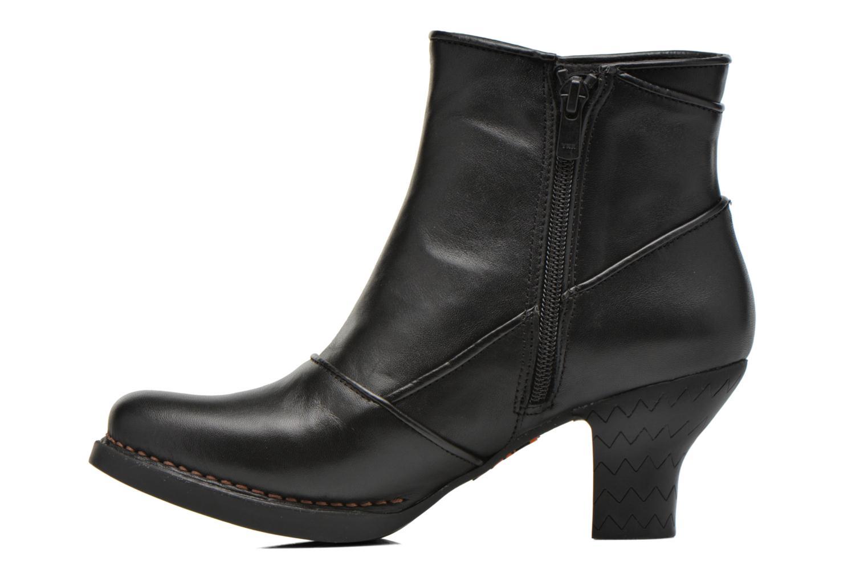 Boots en enkellaarsjes Art Harlem 945 Zwart voorkant