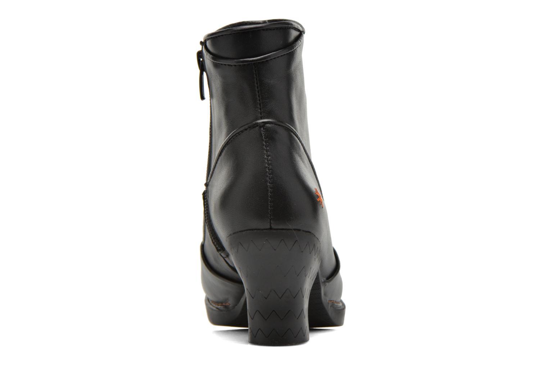 Bottines et boots Art Harlem 945 Noir vue droite