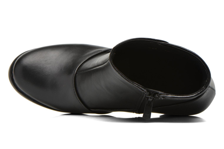 Boots en enkellaarsjes Art Harlem 945 Zwart links