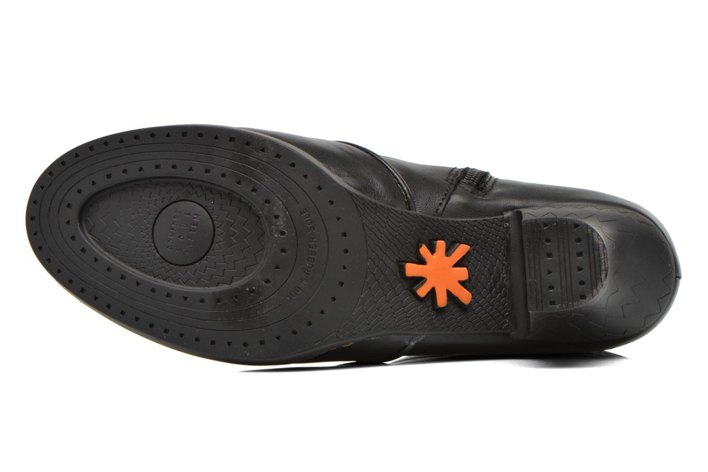 Stiefeletten & Boots Art Harlem 945 schwarz ansicht von oben