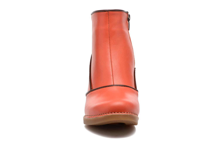 Bottines et boots Art Harlem 945 Orange vue portées chaussures