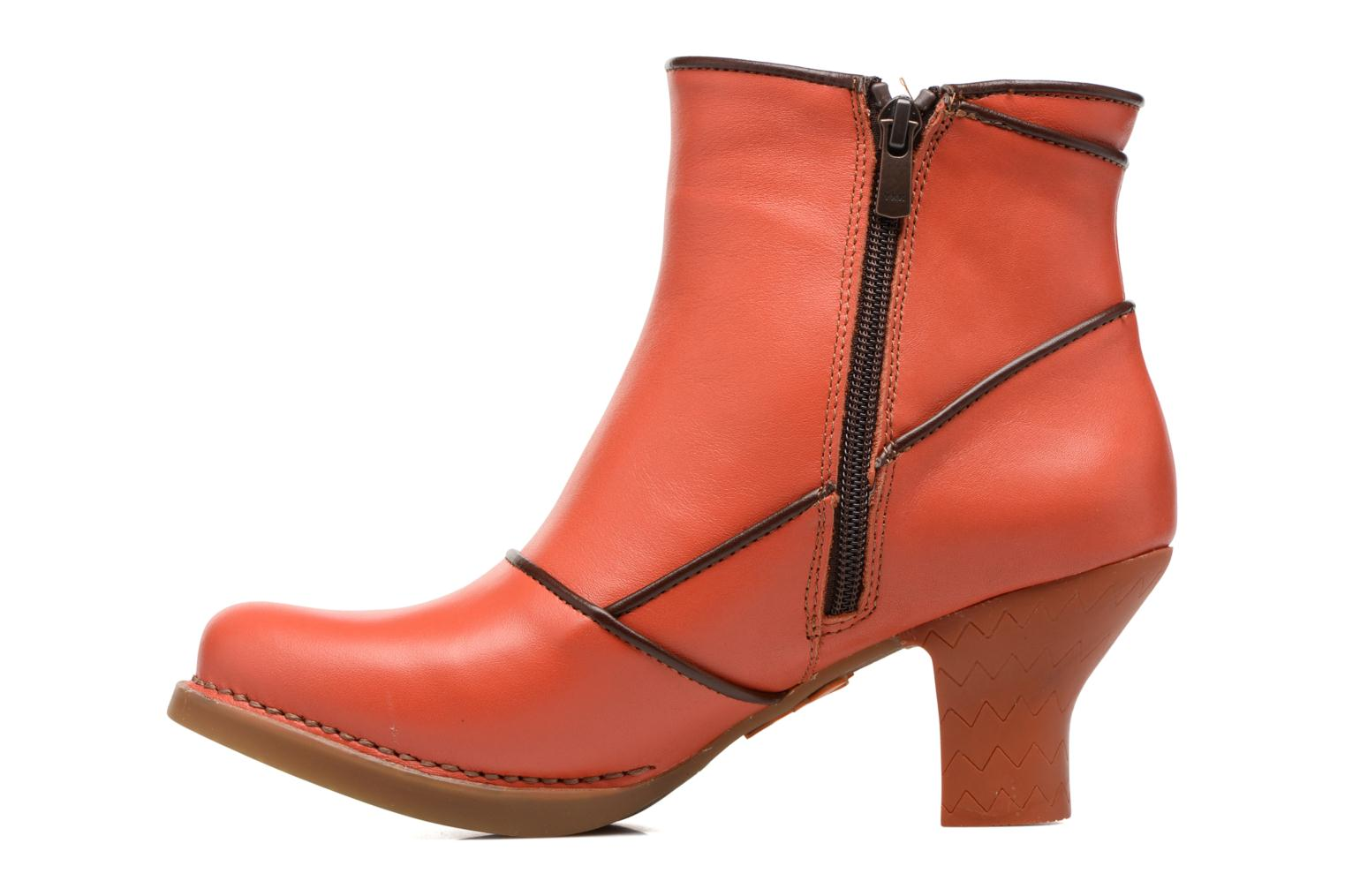 Ankle boots Art Harlem 945 Orange front view