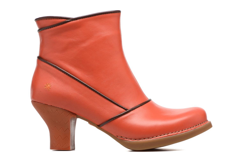 Stiefeletten & Boots Art Harlem 945 orange ansicht von hinten