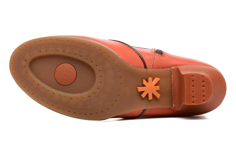Stiefeletten & Boots Art Harlem 945 orange ansicht von oben