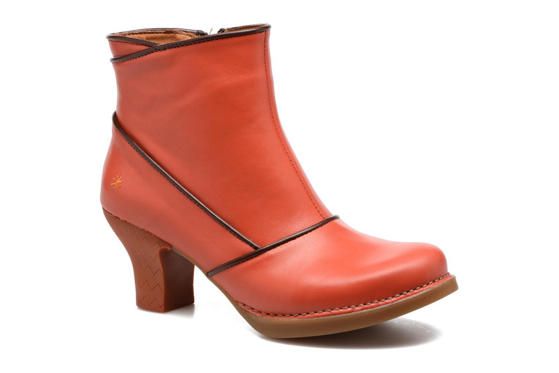 Stiefeletten & Boots Art Harlem 945 orange detaillierte ansicht/modell