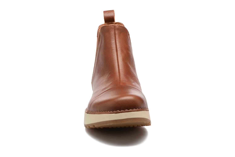 Boots en enkellaarsjes Art Heathrow 1023 Bruin model