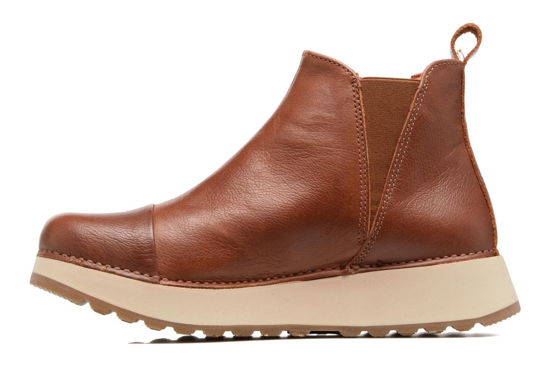 Boots en enkellaarsjes Art Heathrow 1023 Bruin voorkant