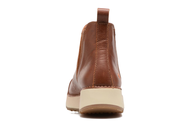 Bottines et boots Art Heathrow 1023 Marron vue droite