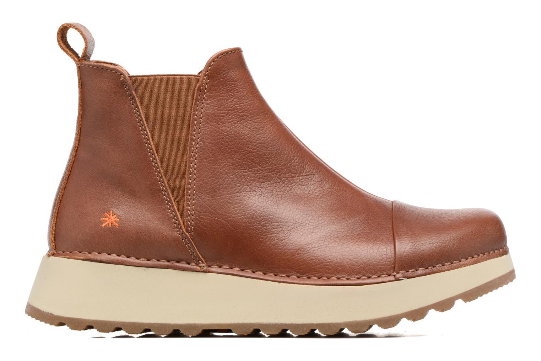 Boots en enkellaarsjes Art Heathrow 1023 Bruin achterkant