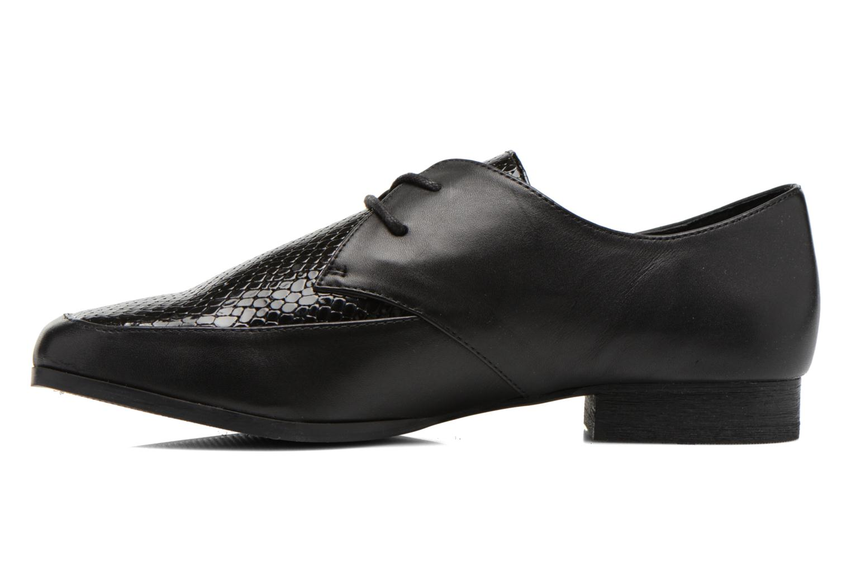 Flyta Black leather