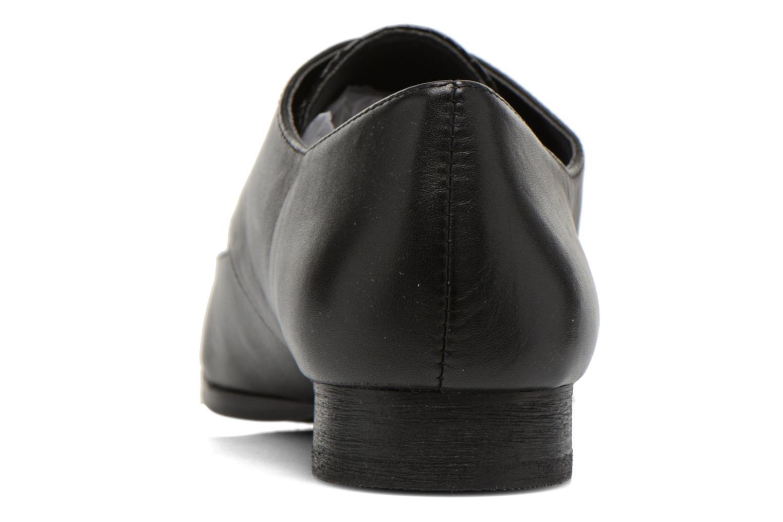 Chaussures à lacets Aldo Flyta Noir vue droite