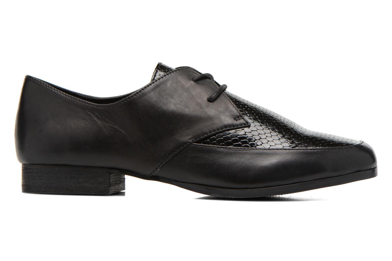 Chaussures à lacets Aldo Flyta Noir vue derrière
