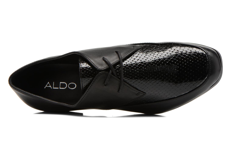 Chaussures à lacets Aldo Flyta Noir vue gauche
