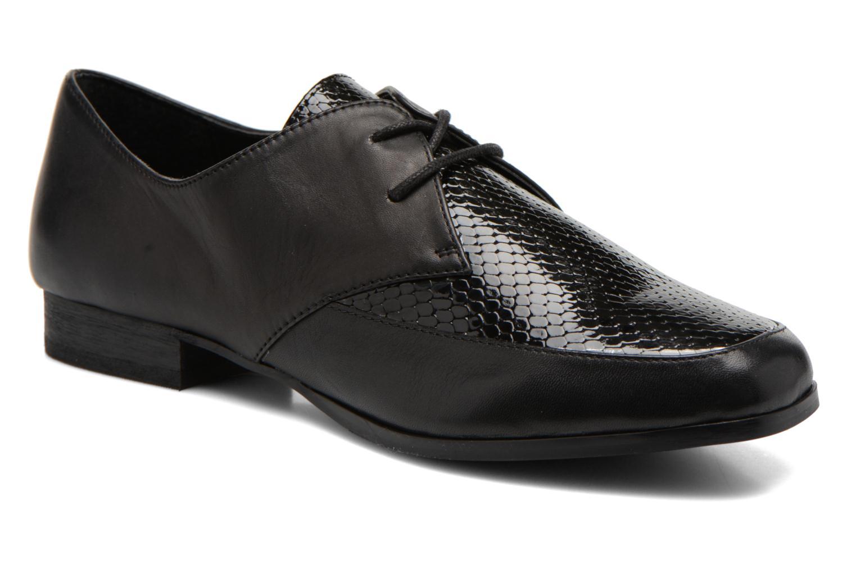 Chaussures à lacets Aldo Flyta Noir vue détail/paire