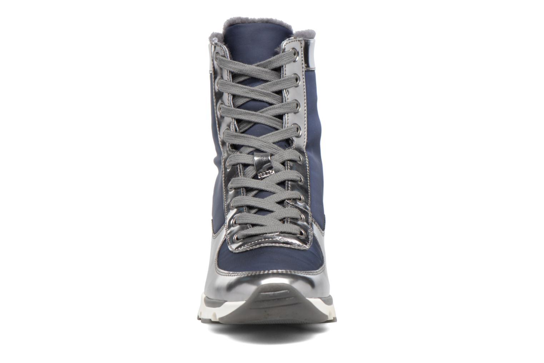 Baskets Aldo Lorerien Bleu vue portées chaussures