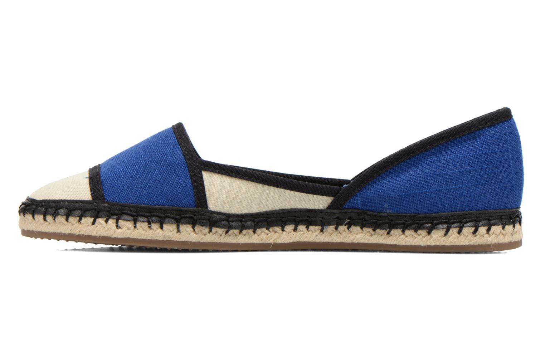 Scarpe di corda Aldo Shulkin Azzurro immagine frontale