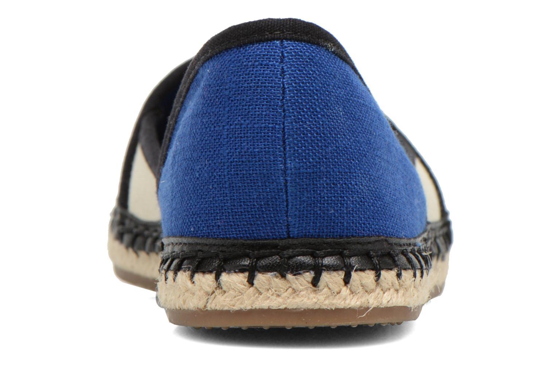 Scarpe di corda Aldo Shulkin Azzurro immagine destra