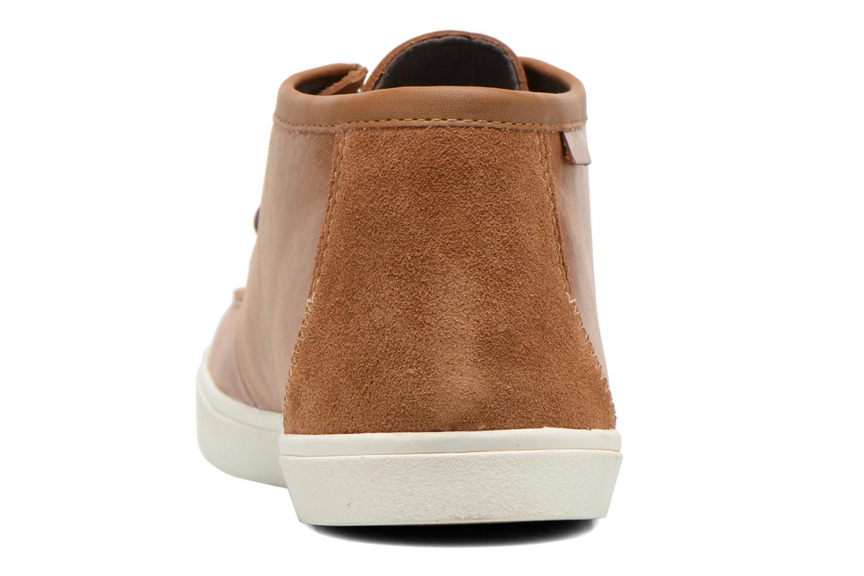 Chaussures à lacets Aldo Fricke Marron vue droite