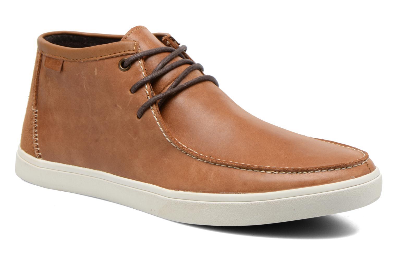 Chaussures à lacets Aldo Fricke Marron vue détail/paire