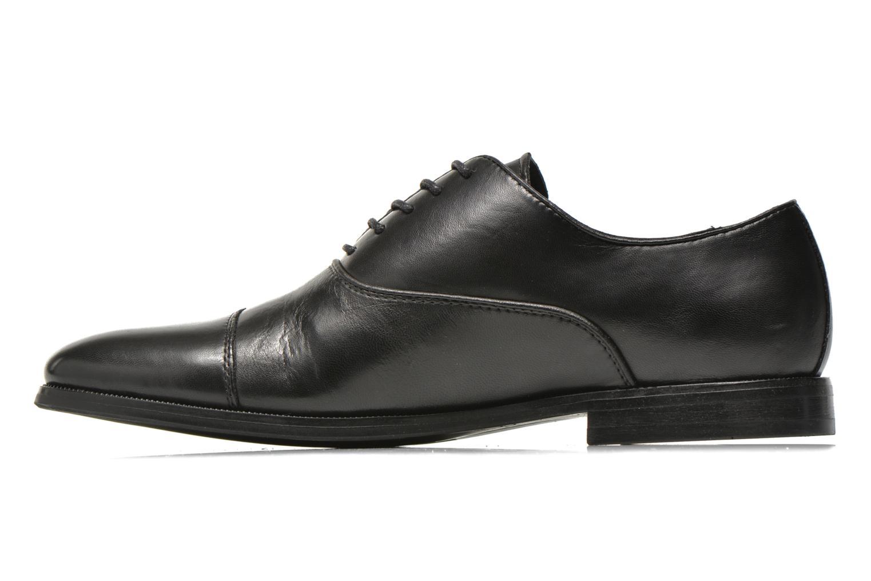 Chaussures à lacets Aldo Tranter Noir vue face
