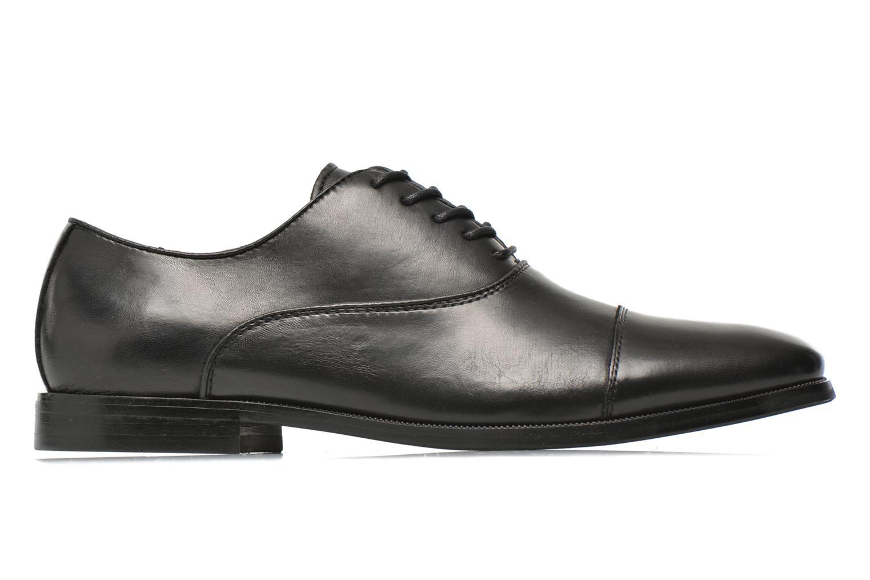 Chaussures à lacets Aldo Tranter Noir vue derrière