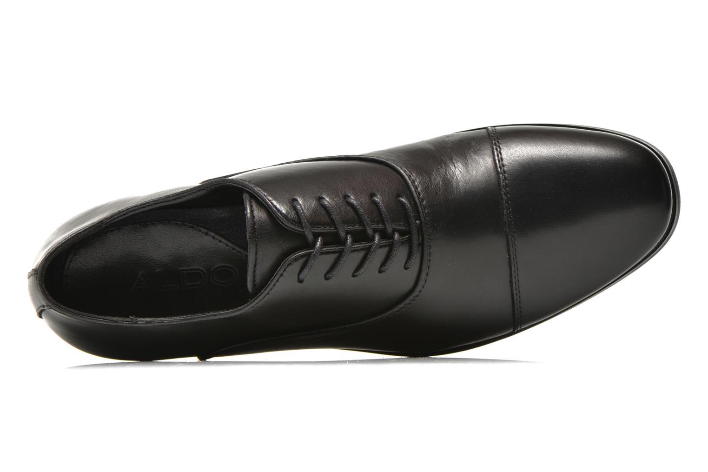 Chaussures à lacets Aldo Tranter Noir vue gauche