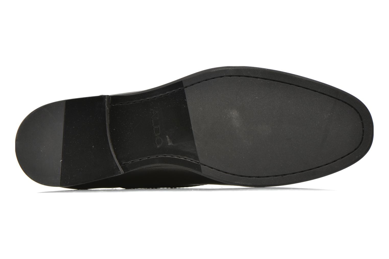 Tranter Black leather