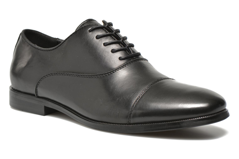Chaussures à lacets Aldo Tranter Noir vue détail/paire